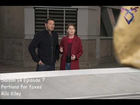 Download Grey's anatomy S14E07 - Portions for foxes - Rilo Kiley
