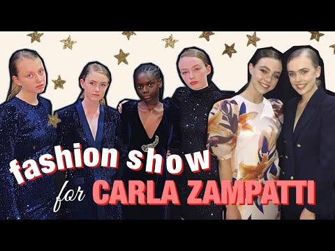 Fashion Show for Carla Zampatti x Women's and Children's Hospital