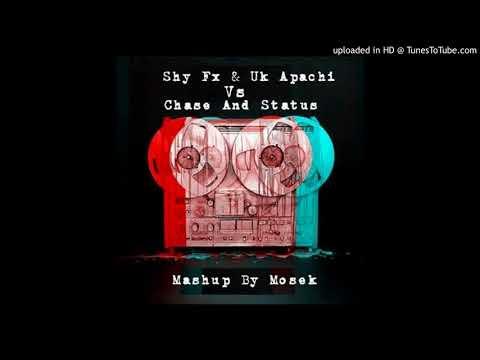 Shy Fx & Uk Apachi Vs Chase And Status  No ProblemsMashup  Mosek