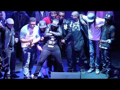 vid 13 - Full House (Sean Paul, Tarrus Riley, Wayne Wonder & more) - Anything Goes Live (2015)