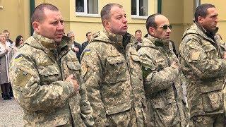 У військовому госпіталі відзначили День захисника України