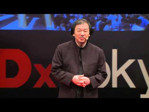 Emergency shelters made from paper: Shigeru Ban at TEDxTokyo