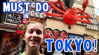 Top Things To Do In Tokyo! Japan Trip