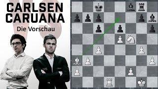 Carlsen vs Caruana Schach-WM 2018 | Vorschau