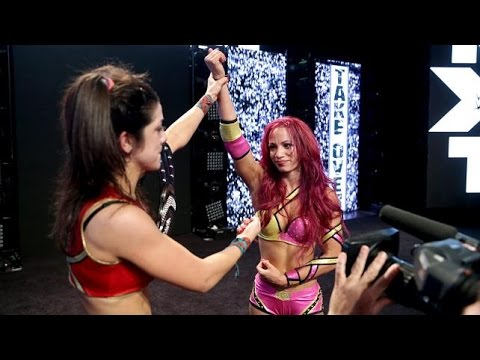 NXT TakeOver: Respect Review – BAYLEY vs. SASHA IRON WOMAN M