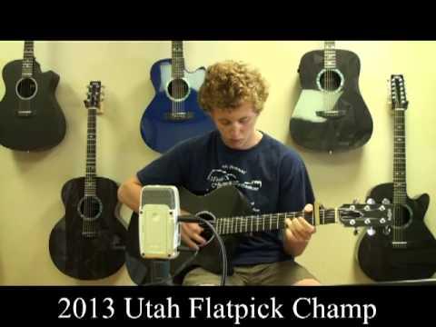 Flatpicking Guitar - 'Beaumont Rag'