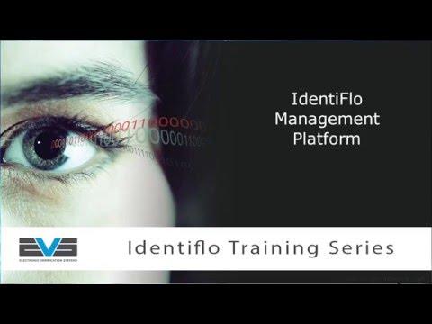 IdentiFlo Management Platform