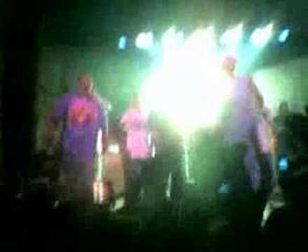 sido live Konzert in Magdeburg DAS ENDE