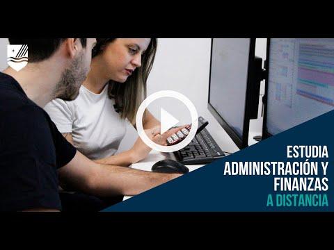 Grado Superior Administración Y Finanzas【FP Oficial ONLINE】MEDAC