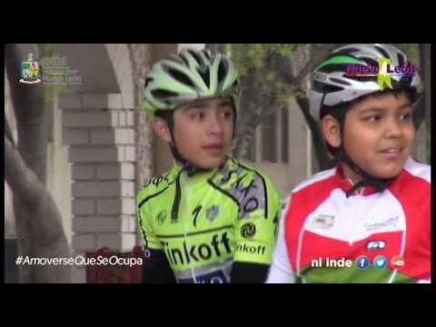 Crece El Ciclismo De NL