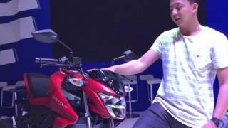Yamaha  V-Ixion R Pakai Mesin R15