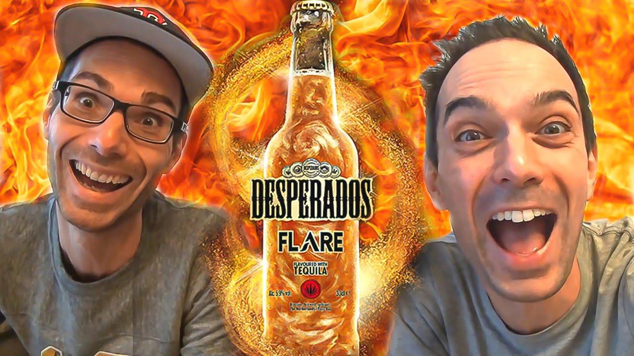 On Goute Toutes Les Bieres Desperados Youtube