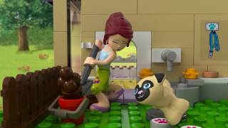 Lego 41124 | Heartlake Puppy Daycare | Lego 3D Review