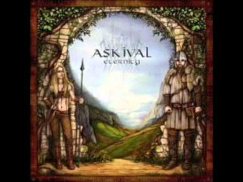 Клип Askival - Whispers In The Breeze