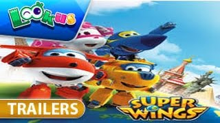【Official】Super Wings _ Trailer 02