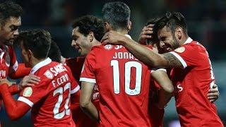 Tondela 1:5 Benfica