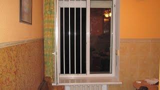 """✅Защитные Детские решетки на окно """"БЕБИ-STOP"""",от выпадения.НОВОЕ ВИДЕО."""