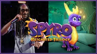 SPYRO : Reignited Trilogy - SNOOP DOG