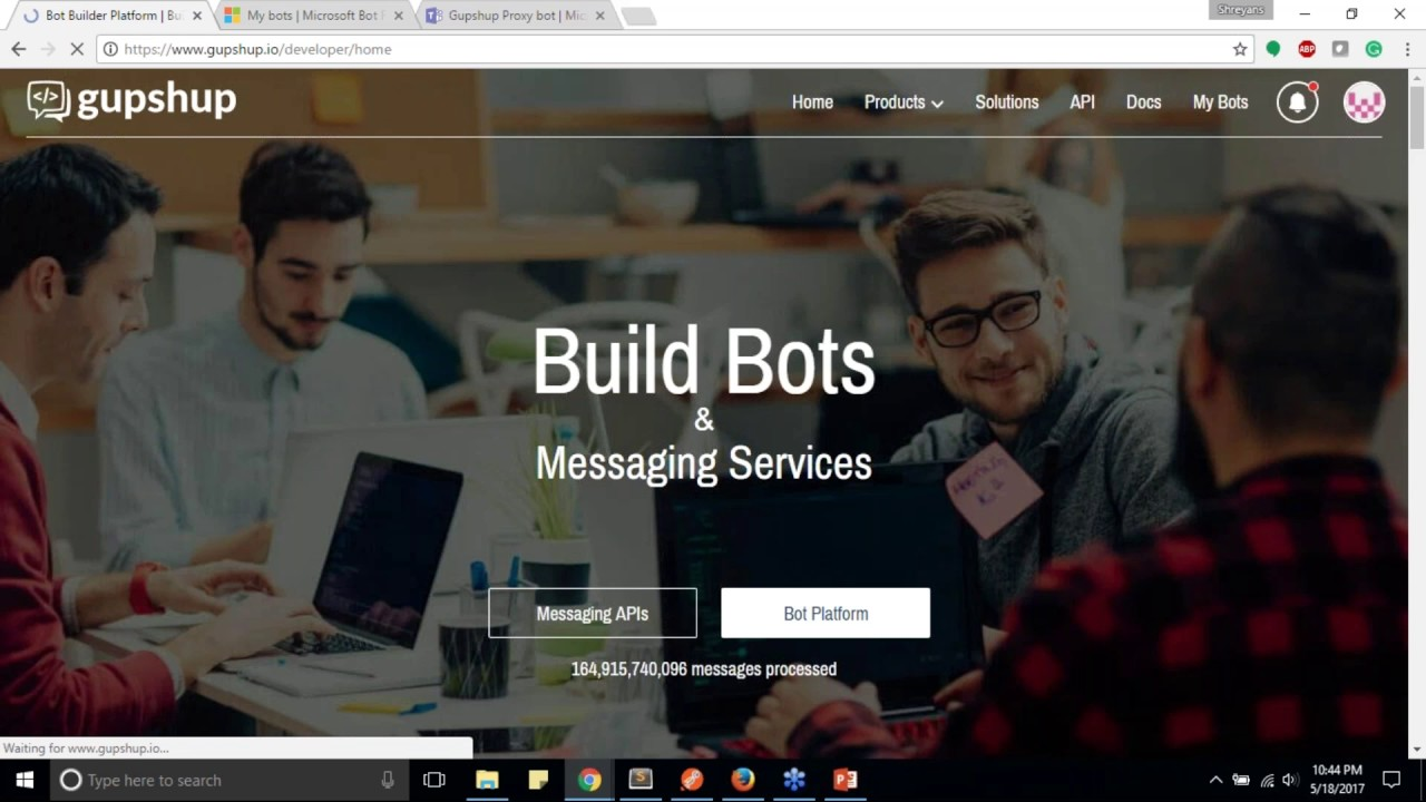How to build a chatbot on Microsoft Teams