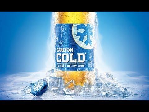Carlton Cold 3.5% ABV - SwillinGrog Beer Review