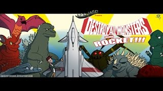 Download Video Destroy all Monsters Review Alexthehunted MP3 3GP MP4