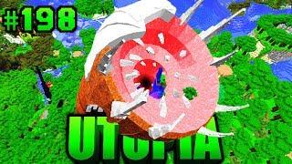 Der... DER... WELTENFRESSER?! - Minecraft Utopia #198 (Finale 1/3) [Deutsch/HD]