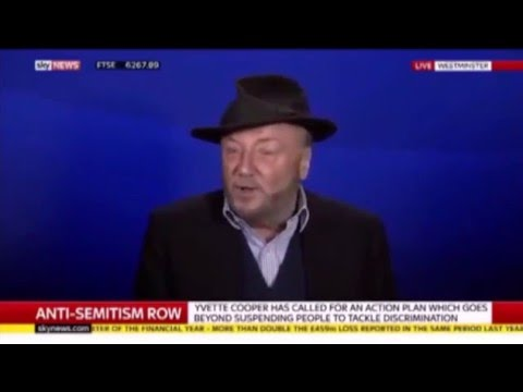 "Did Ken Livingstone Say ""Hitler Was A Zionist""? Murdoch media face/palm"