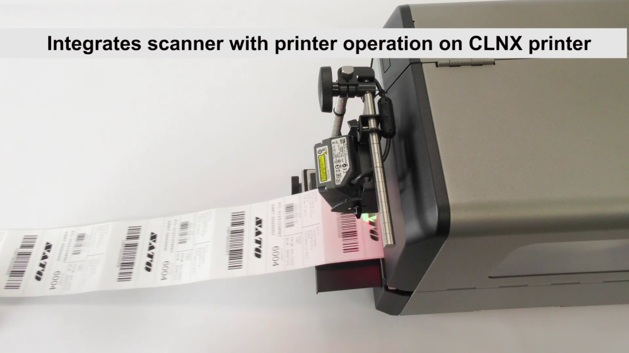 Barcode Validation for CLNX™ Series | SATO America