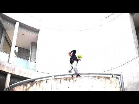 Change The Flow | Awaji Yumebutai | Freestyle Basketball By Kirill Fire