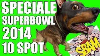 I 10 migliori spot del Superbowl - SBAM #14