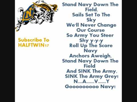 Navy Fight Song
