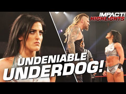 Tessa Blanchard GOES TO WAR with Madman Fulton! | IMPACT! Highlights Dec 10, 2019