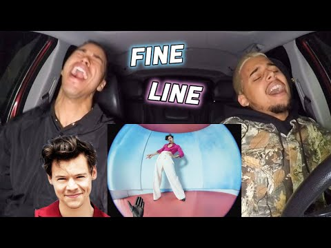 HARRY STYLES - FINE LINE (ALBUM) REACTION REVIEW