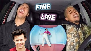 HARRY STYLES - FINE LINE (ALBUM) REACTION REVIEW