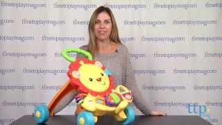 Musical Lion Walker from Fisher-Price