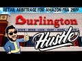 Retail Arbitrage At Burlington Coat Factory - How To Find Products To Sell On Amazon