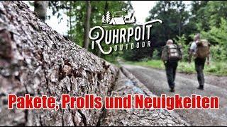 Pakete, Prolls und Neuigkeiten - Ruhrpott Outdoor 1815