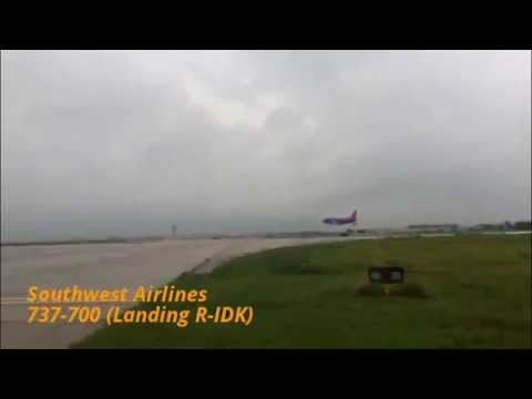 Spotting at KDAY (Dayton International Airport)