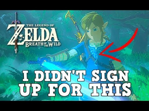 Breath of the Wild: Trial of the Sword is A LOT Harder Than I Thought