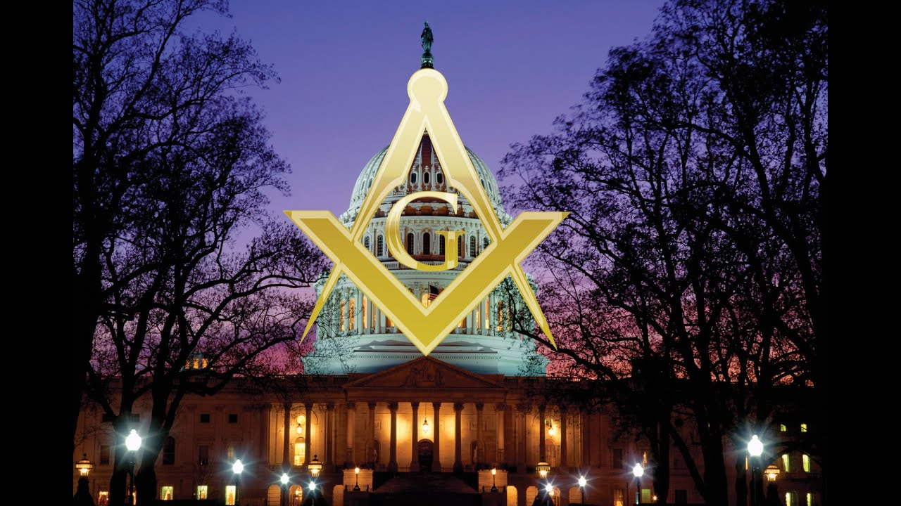 Washington Dc The Symbol Of The Freemasons Youtube