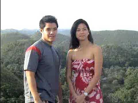 Miriam Quiambao and Joaquin Valdes