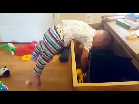 Naughty Babies Trouble Maker Fun Fails and Moments