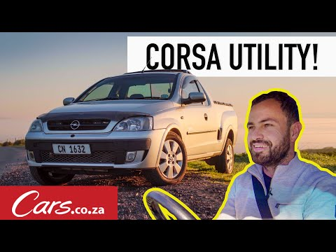 Opel Corsa Utility Review – The 250 000km Trooper!