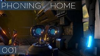 Phoning Home [001] [Ein kleiner Roboter auf Reisen] [Deutsch German] thumbnail