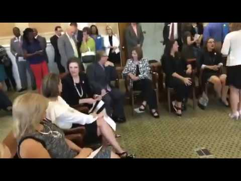 2018 Arkansas Teacher of the Year Regional Finalists Event - August 30, 2017