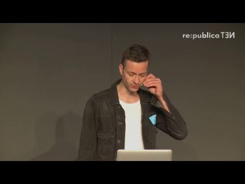 re:publica 2016 – Patrik de Jong, Florian Sebald, Mate Steinforth: VR / AR is pushing Music on YouTube