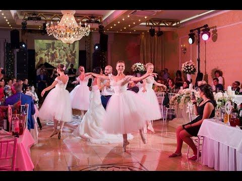 Организация свадьбы в Комплексе Марфино