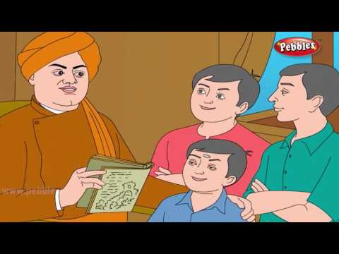 Swami Vivekananda Stories in Tamil | Tamil Stories for kids | Vivekananda Stories for Kids