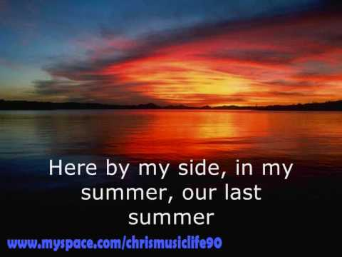 Last Summer [Lost Prophets Cover]