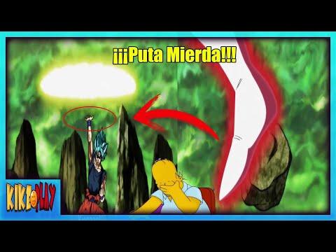 #7 Errores Groseros De Dragon Ball Super Capitulo 123 | Kike4play
